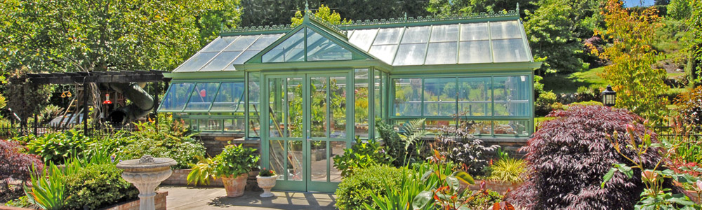 English Victorian Greenhouses Garden Rooms