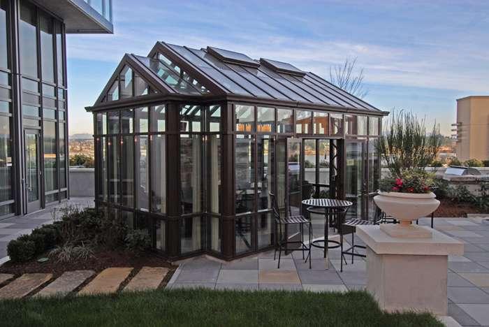 Architectural Glass 187 Conservatories