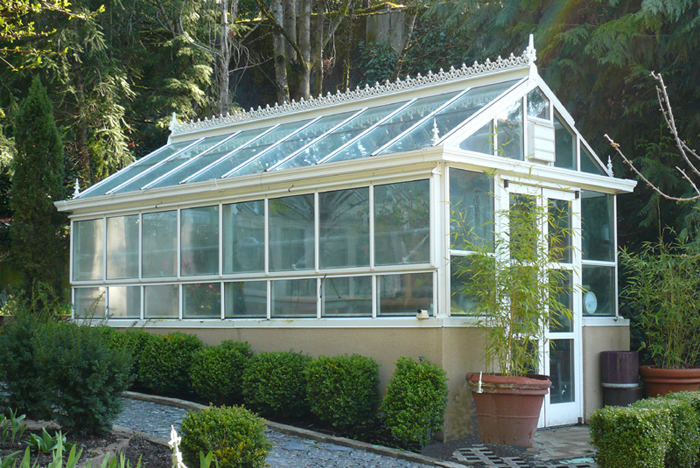 Architectural Glass Greenhouses