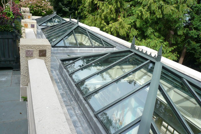 Architectural Glass 187 Skylights
