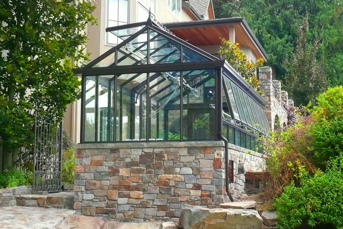 Architectural Glass 187 Greenhouses