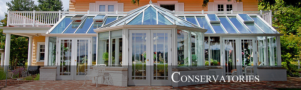 Conservatories – Slide